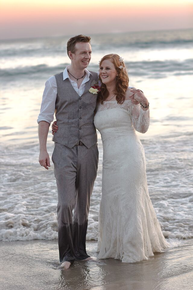 Destination Wedding in Goa at a Beach shack of Nikki and Steve (19)