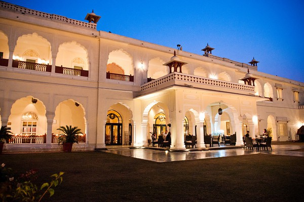 Sameer and Parnath Gujrati Sikh Destination Wedding Planned by Memorable Indian Weddings in Jaipur at Taj Jai Mahal Palace Hotel Reception (1)