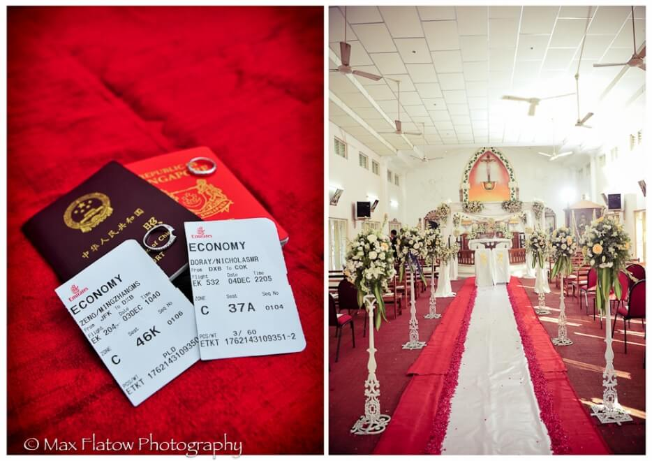 Nick Ming Destination Wedding Kerala planned by Memorable Indian Weddings at Zuri Kumarakom (10)