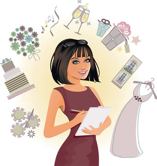 Know your Wedding Planner