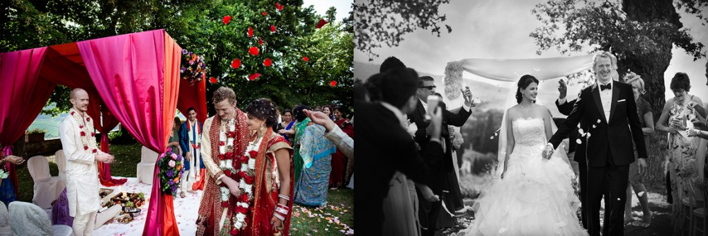 Real Indian Wedding in Tuscany of Tina and Chris captured by David Bastianoni featured on Memorable Indian Weddings India Wedding Planner14