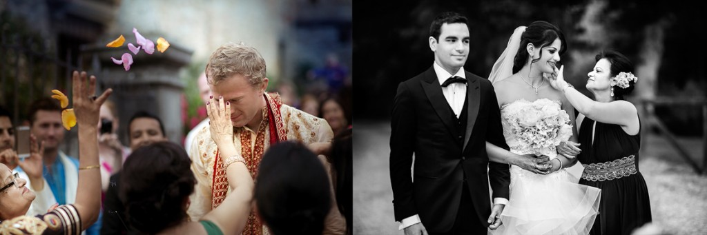 Real Indian Wedding in Tuscany of Tina and Chris captured by David Bastianoni featured on Memorable Indian Weddings India Wedding Planner5
