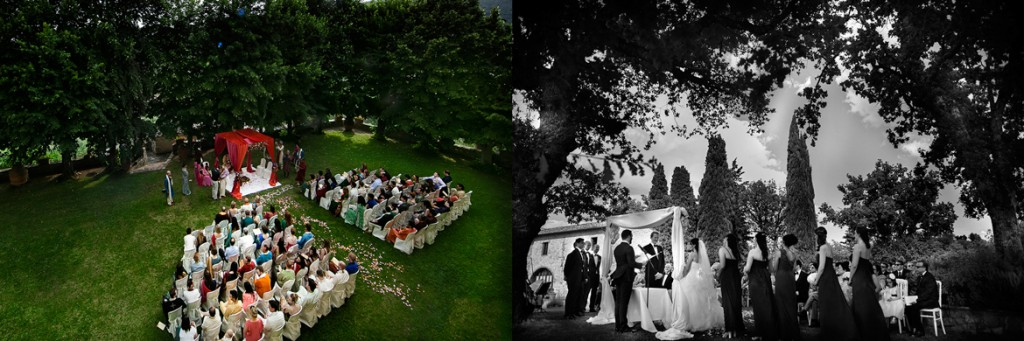 Real Indian Wedding in Tuscany of Tina and Chris captured by David Bastianoni featured on Memorable Indian Weddings India Wedding Planner8