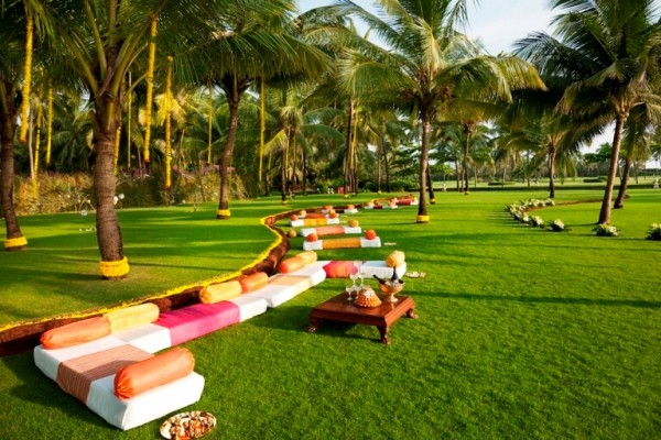 Taj Exotica Wedding Destination in Goa (3)