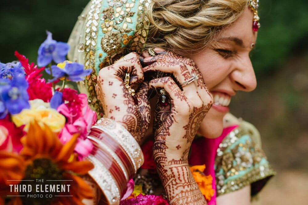 marigold inspired indian wedding featured on memorable indian weddings photography by third element photo5