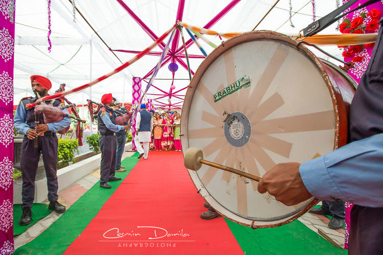 Indian Wedding Photography Ludhiana Punjabi Marriage Pictures Jalandhar Anand Karaj Sikh Wedding Portraits Punjab 18