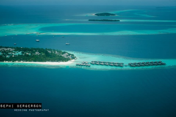 Maldives for your destination wedding Photography by Sephi1
