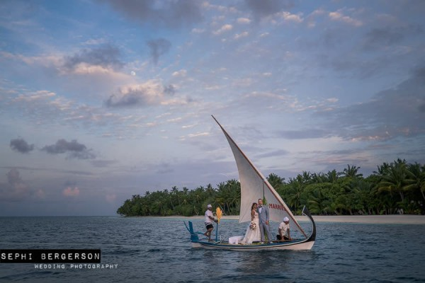 Maldives for your destination wedding Photography by Sephi11