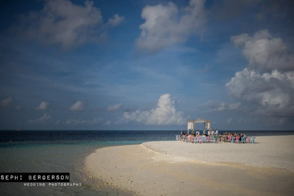 Maldives for your destination wedding Photography by Sephi8