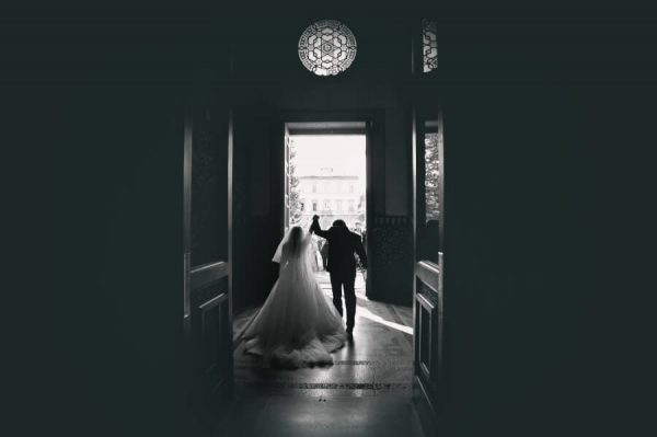 Black and White Wedding Photography by Edoardo Italy (9)
