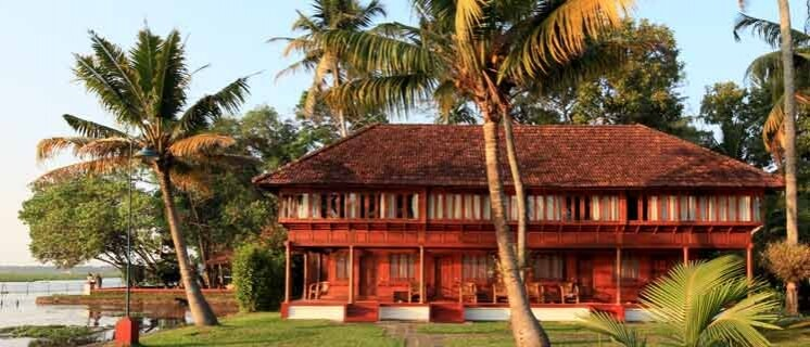 Best Wedding Hotel CGH Earth Coconut Lagoon in Kumarakom Kerala (4)
