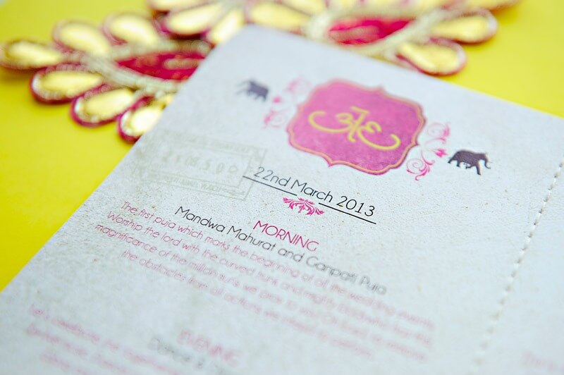 Destination Wedding Invitation Jaipur Rajasthan by Creative Box Dubai (3)