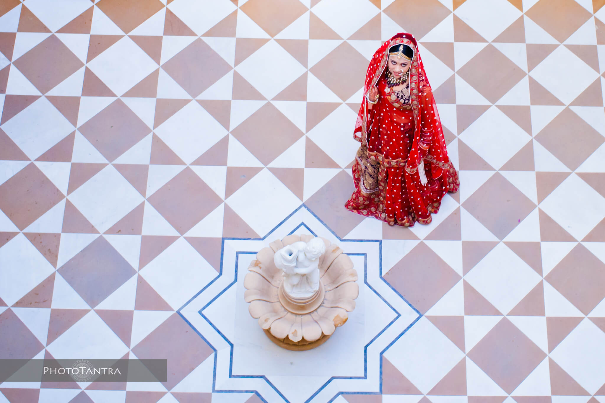 Destination Wedding at Raj Palace Jaipur India captured by Vinayak Das Phototantra