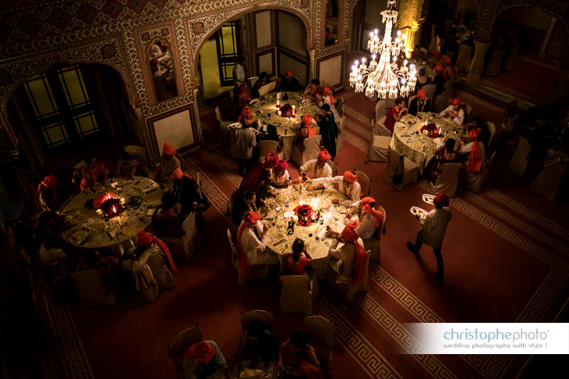 Destination Wedding at Samode Palace India captured by Christophe Visuex4 (1)