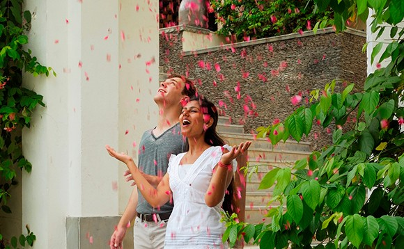 Devigarh Welcome Flower Shower