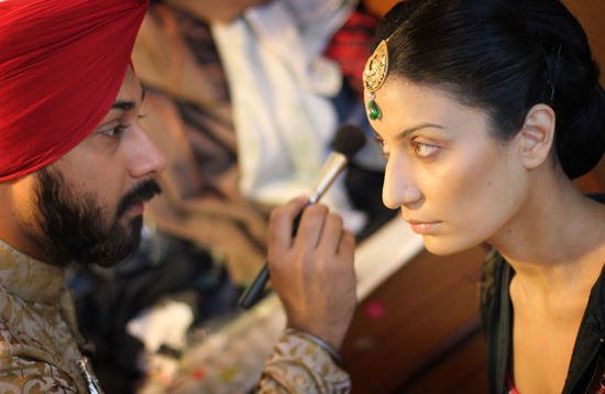Guru Bridal Make Up Artist featured at Memorable Indian Weddings (2)