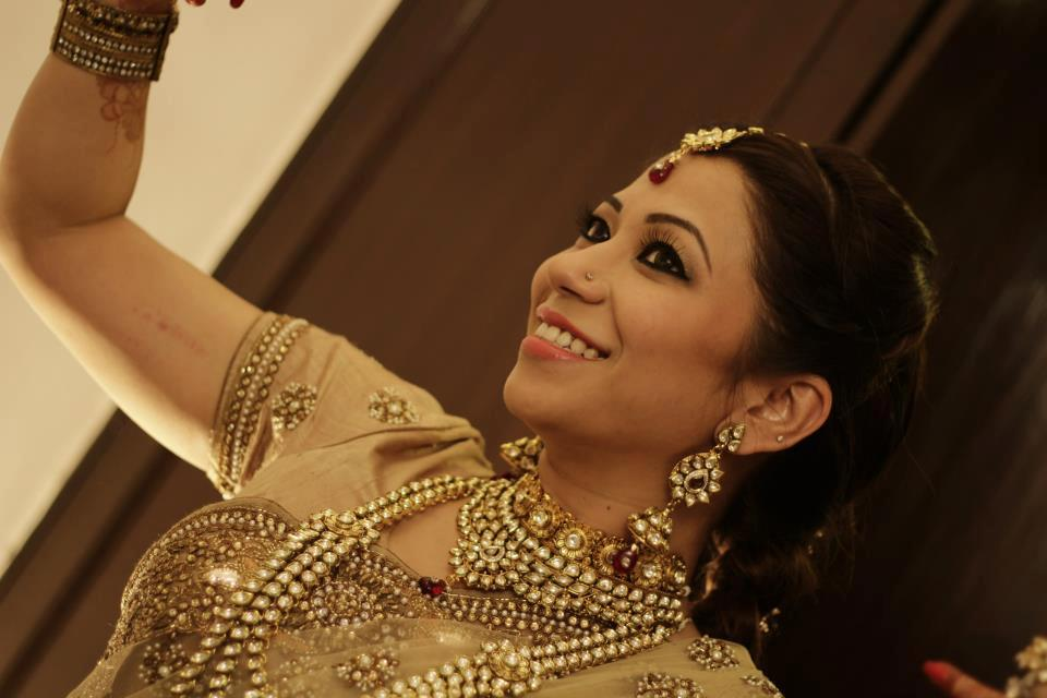 Guru Bridal Make Up Artist featured at Memorable Indian Weddings Blog 111