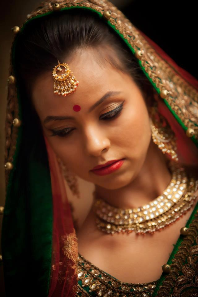 Guru Bridal Make Up Artist featured at Memorable Indian Weddings Blog (6)