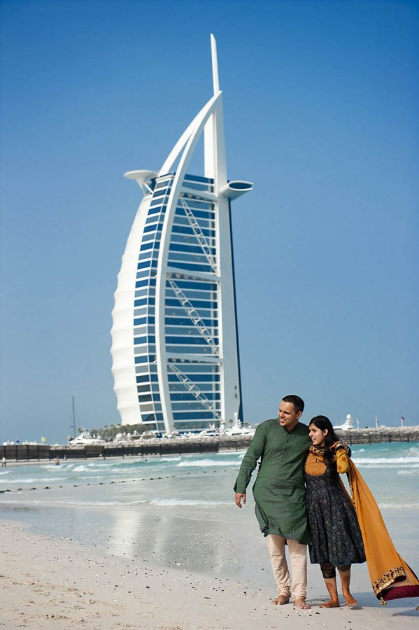 Indian Destination Wedding in Dubai shot by Wedlocks India Destination Wedding Photographer (5)