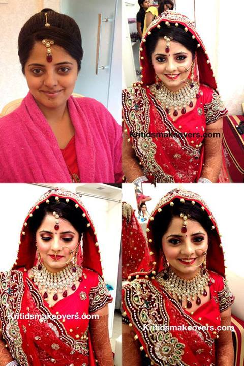 Indian Make Up Artist KirtiDs covered by Memorable Indian Wedding Dot Com (17)