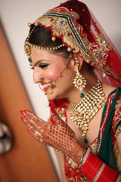Indian Make Up Artist KirtiDs covered by Memorable Indian Wedding Dot Com (20)