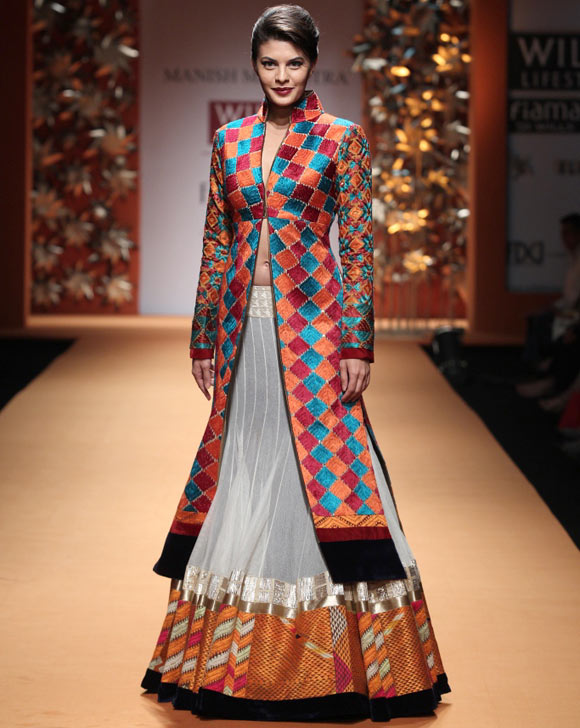 Indian Wedding Jacket Lehengas (2)