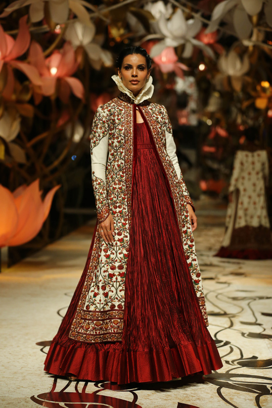 Indian Wedding Jacket Lehengas (3)