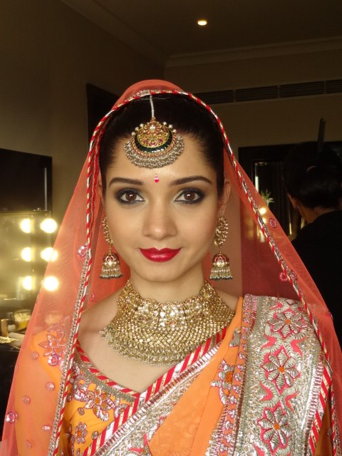 Make up by Chandni Singh2