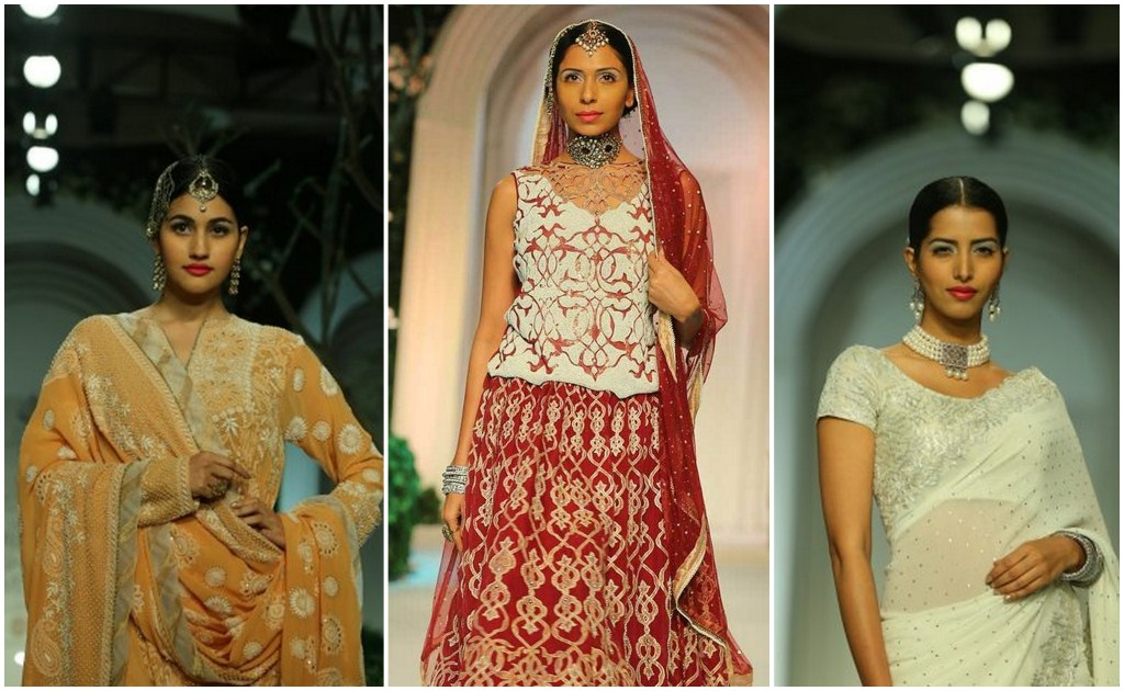 Meera Muzaffar Ali's Indian Bridal Fashion Week 2013