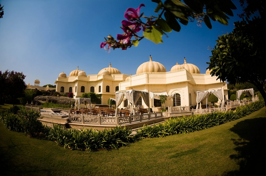 Oberoi Udaivilas Udaipur Destination Wedding