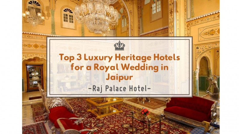 Raj Palace Hotel Featured