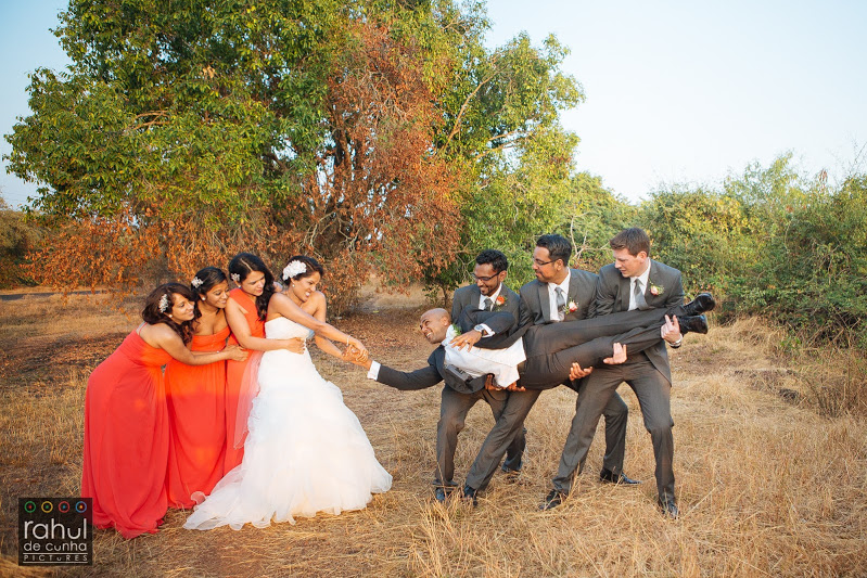 Real Wedding in Goa featured on Memorable Indian Weddings Blog - Preeti and Lionel (2)
