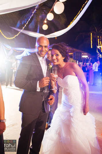 Real Wedding in Goa featured on Memorable Indian Weddings Blog - Preeti and Lionel