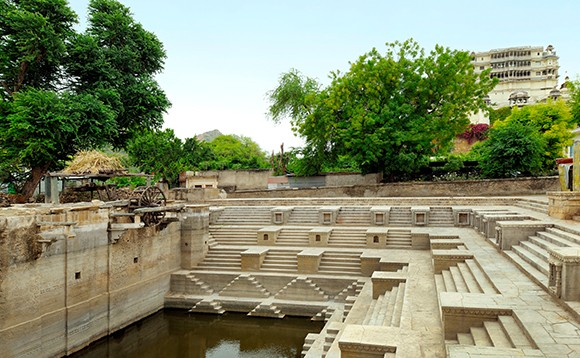 devigarh excursions stepwell