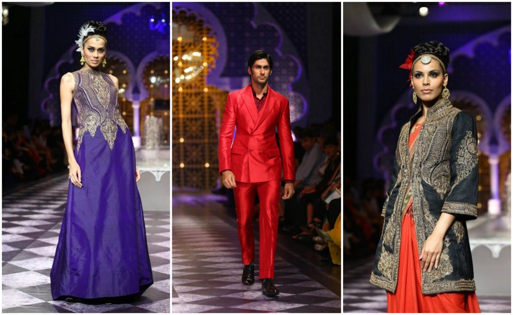 raghavendra-rathore-Indian-Bridal-Fashion-Week-2013
