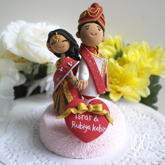 therosemarytoppers etsy cake topper