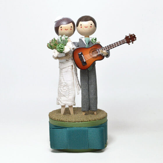 togetherforever etsy cake topper