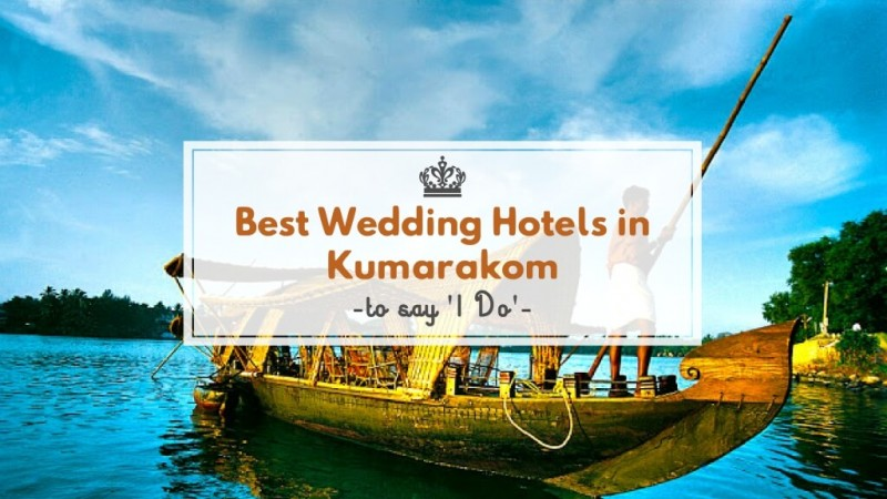 Backwater Weddings in Kerala Kumarakom